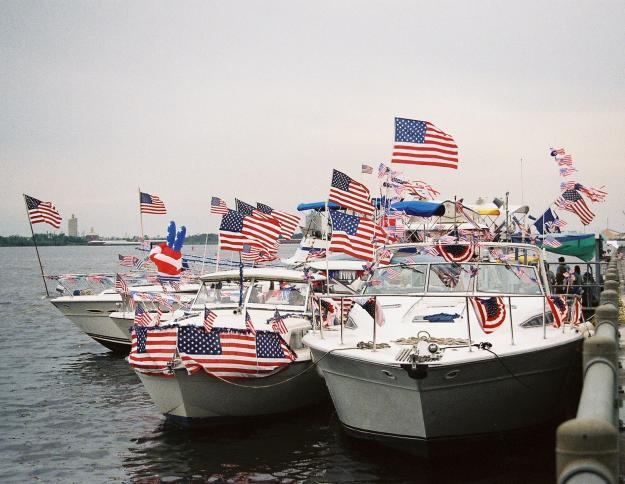 RWBY Boat Parade