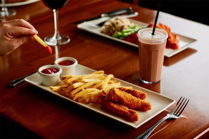 Chicken Fingers - Photo: The Keg