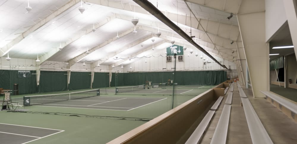 msu indoor tennis center