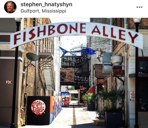 Fishbone Alley