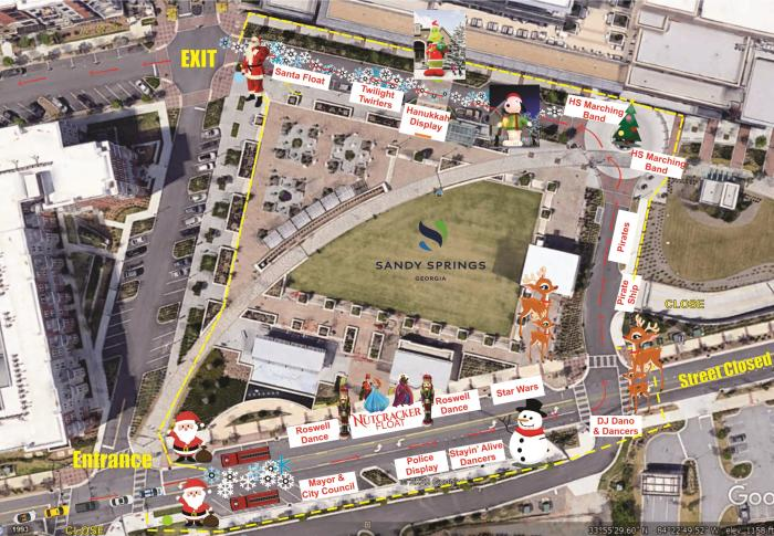 Sparkle Drive-Thru Site Plan
