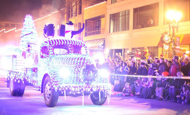 Silver Bells parade