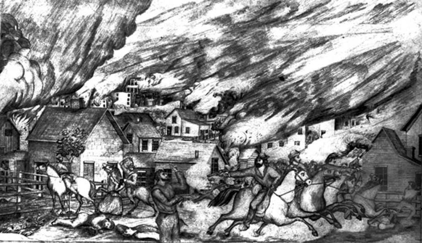 Quantrill's Raid