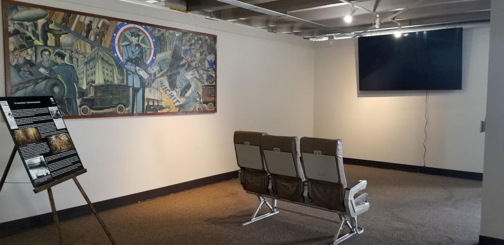 Kansas Aviation Museum Mini Theater