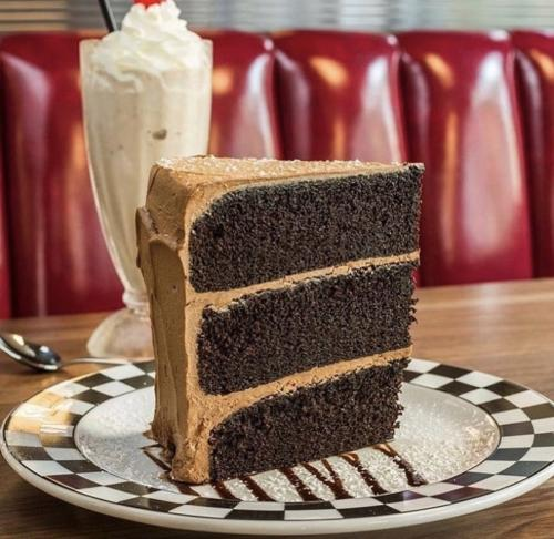 Cap City Dublin Cake