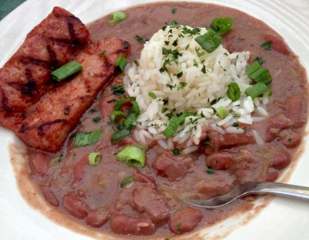 Red beans & Rice | credit Louisiana Travel