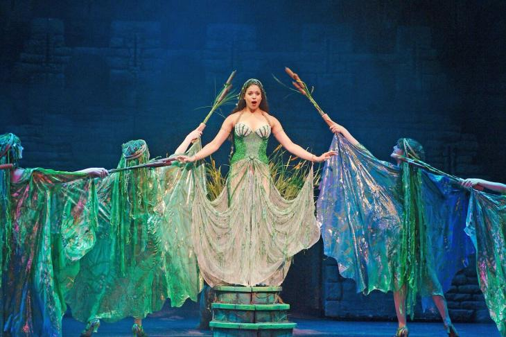 Music Theatre Wichita Mermaid