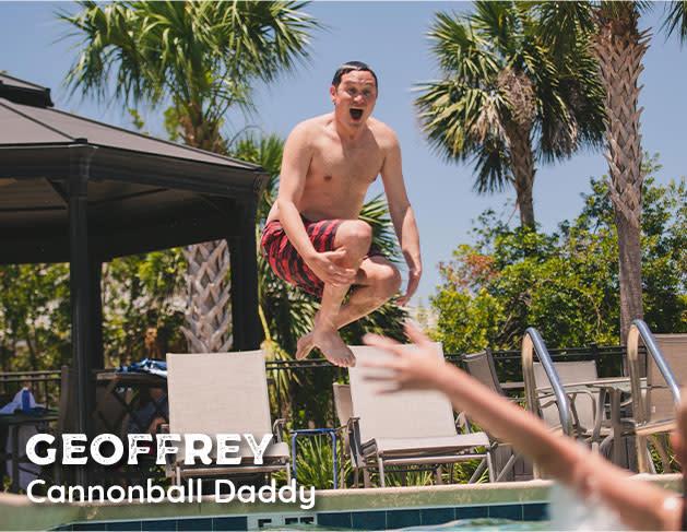 Geoffrey - Cannonball Daddy