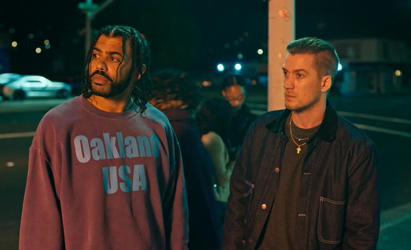 Characters from the show Blindspotting