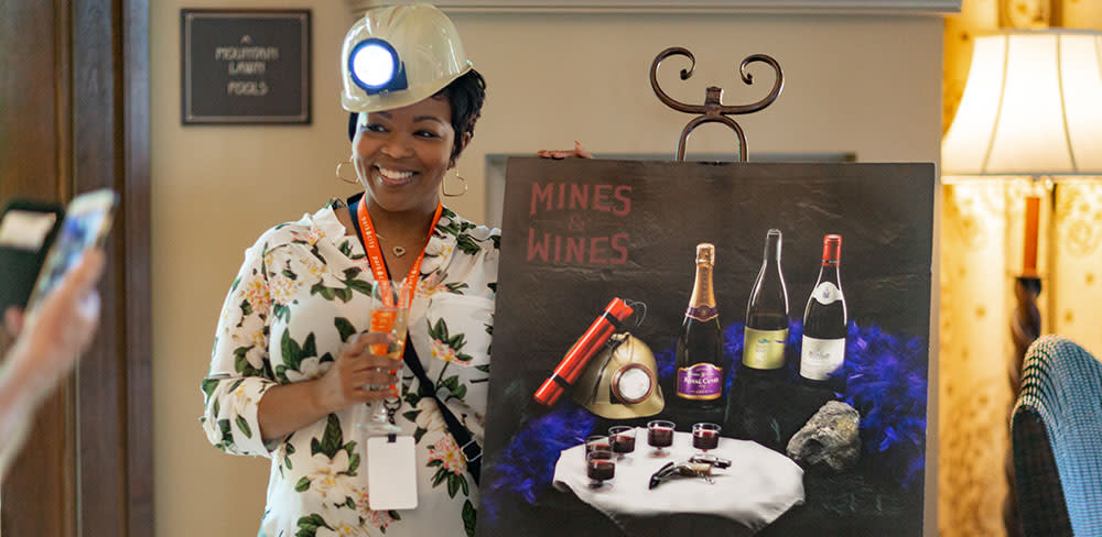Mines and Wine Tour