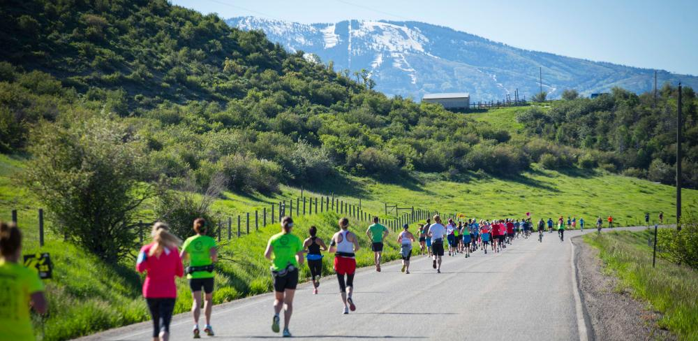 Run the scenic Steamboat Marathon, Half or 10K