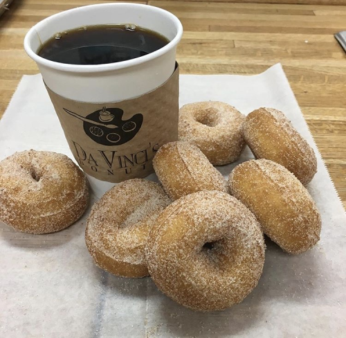 Da Vinci's Donuts and Coffee