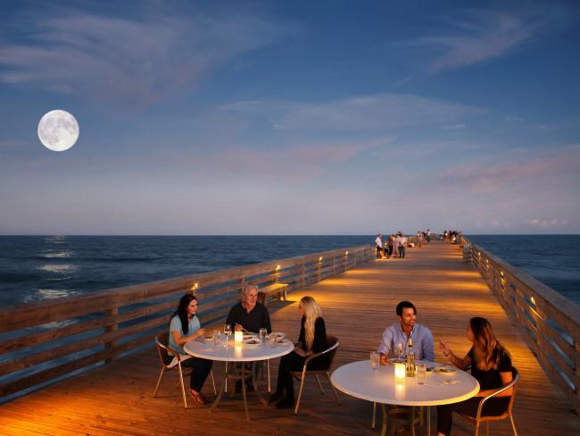 4x3 Oceanic Full Moon