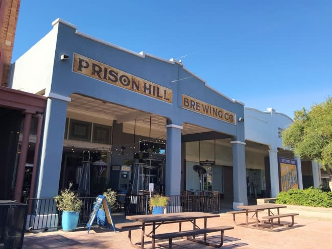 Prison Hill Brewing entrance IMG_0516