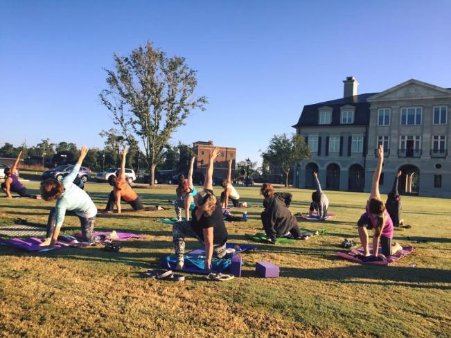Yoga at Walnut Grove
