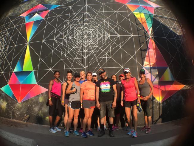 Sacramento Running Tour