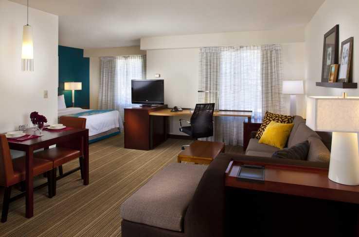 Residence Inn Guestroom
