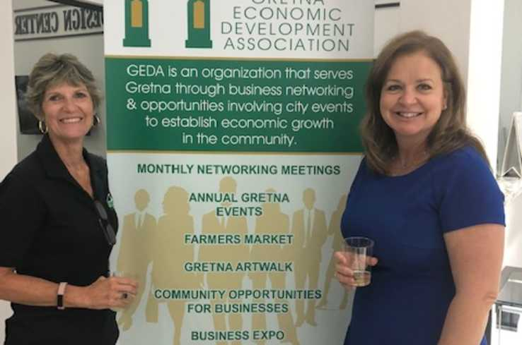 GEDA Networking 1