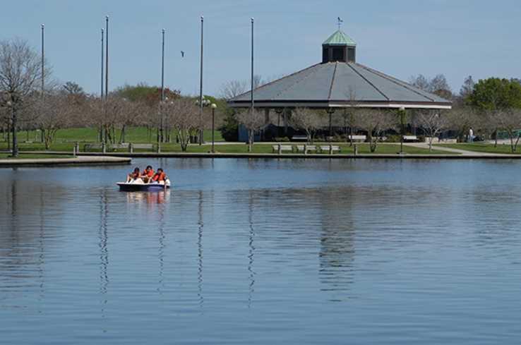 Lafreniere Park