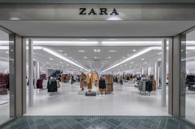 Lakeside Mall - Zara Store
