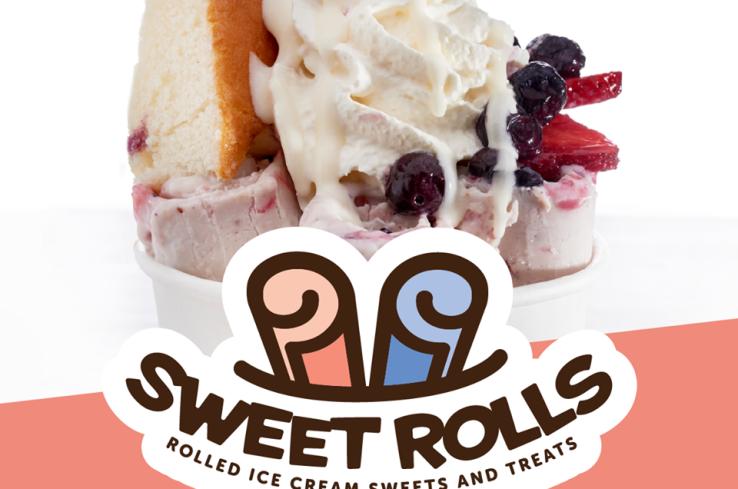 Sweet Rolls - logo