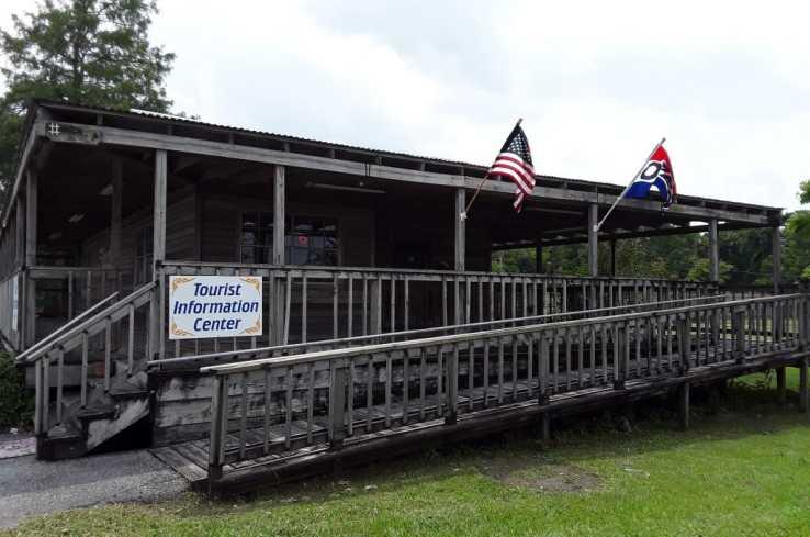 Westwego Tourist center