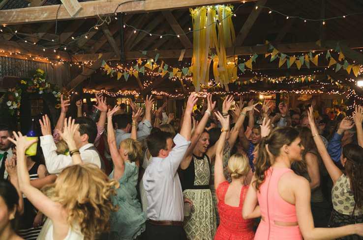 Bayou Barn Dancing
