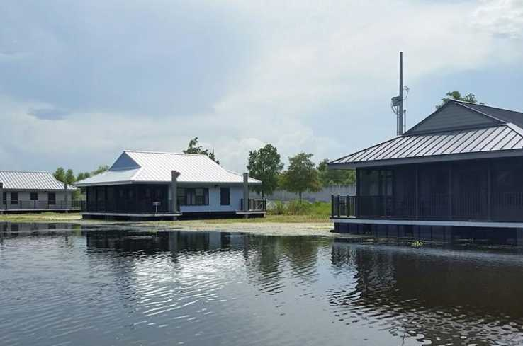 Cabins at Bayou Segnette