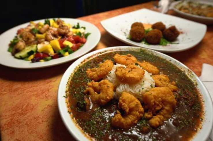 Chef Ron - yumbo mumbo gumbo