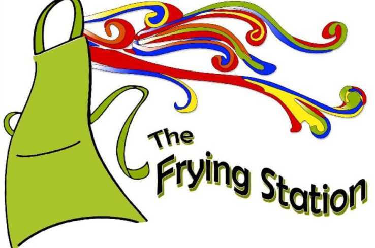 The Frying Station Logo