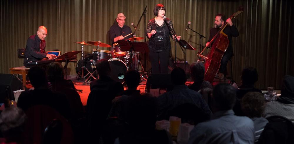 centre culturel franco-manitobain-Suzanne Kennelly-mardi jazz