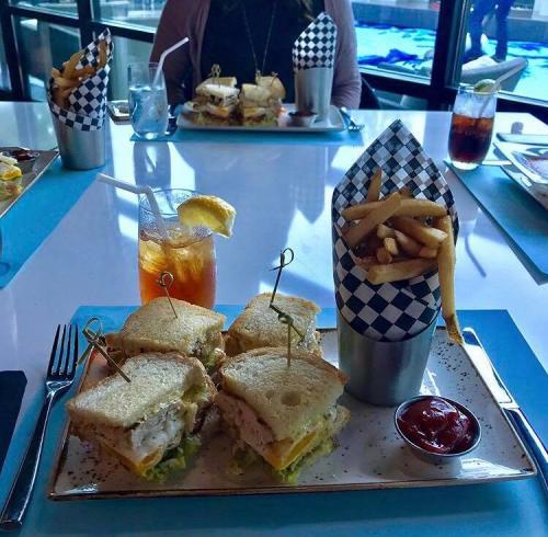 Portico Lunch