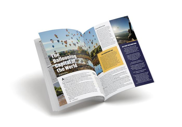 2020 Visit Albuquerque Official Visitors Guide