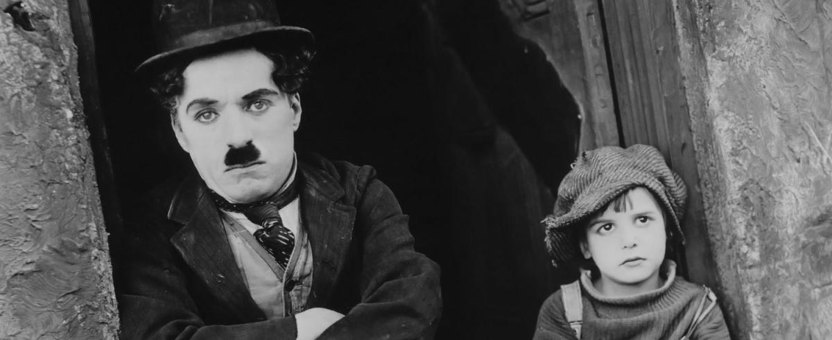 Charlie Chaplin Silent Film