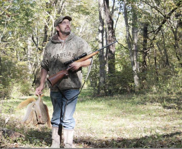 Squirrel Hunting Michael Pearce