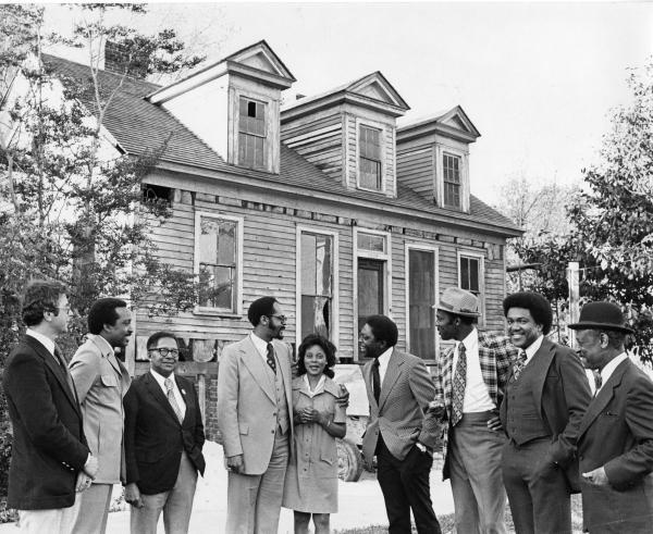Mann-Simons Cottage, C. 1977