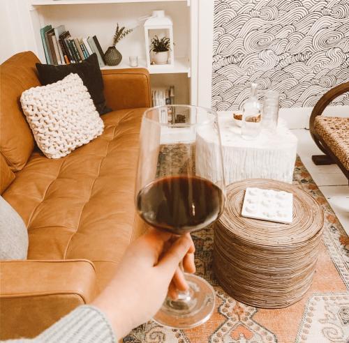 Wine Glass - Coast Wine House