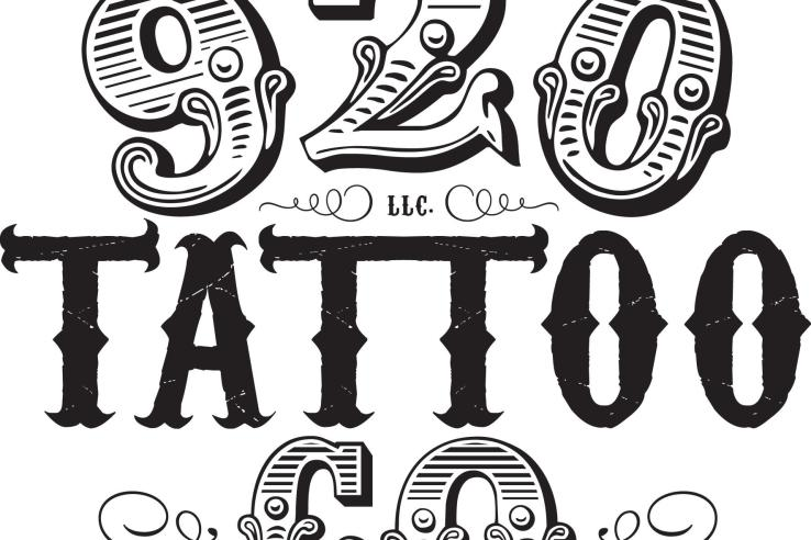 920 Tattoo Logo