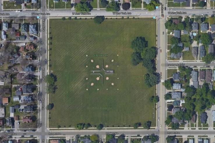 East Hall Park