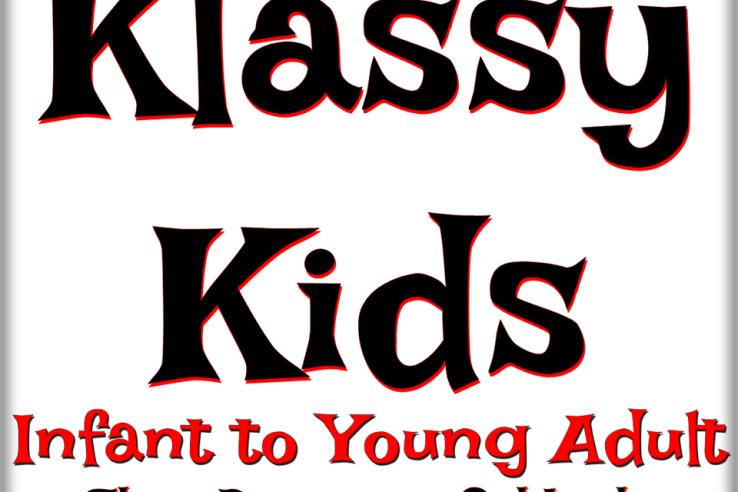 Klassy Kids Logo