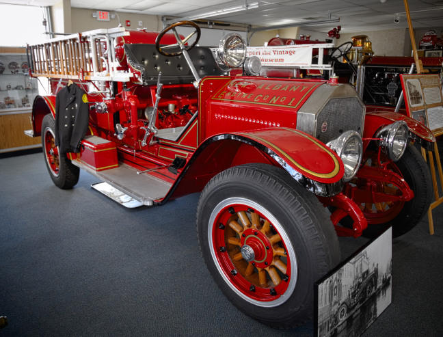 Vintage Fire Museum 3 Austin Coop