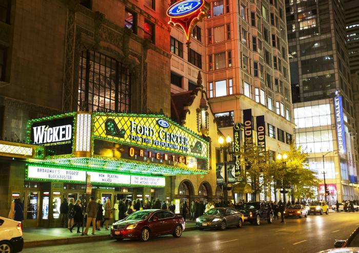 Oriental Theatre - Wicked
