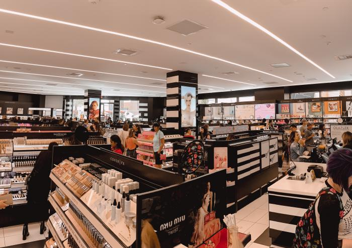 Sephora Irvine Spectrum Center Store