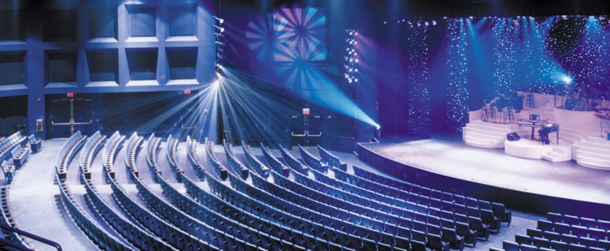 AMT Theatre Interior