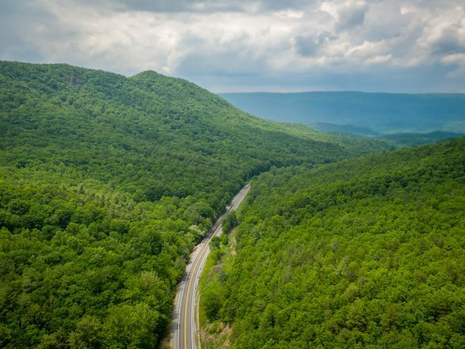 Scenic Drive Virginia