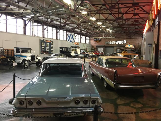 Virginia Museum of Transportation - Auto Gallery