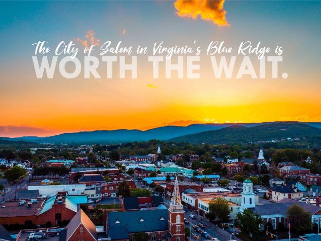 City of Salem - Worth the Wait