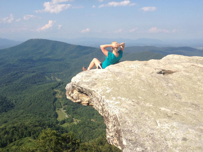 McAfee Knob - Hiking Roanoke, VA