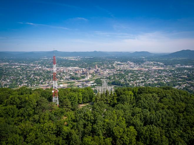 Mill Mountain - Roanoke, Virginia