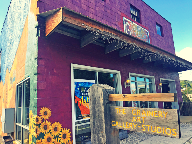 The Grainery Art Gallery Studio  in Rocky Mount, VA